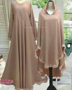Pattern Sewing: Search results for ابحث في الموقع. Abaya Fashion, Modest Fashion, Fashion Outfits, Dress Fashion, Muslim Women Fashion, Islamic Fashion, Hijab Style Tutorial, Moslem Fashion, Hijab Style Dress