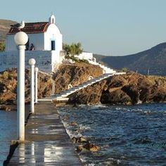 LIMNOS GREECE Places In Greece, Greek Islands, Athens, The Good Place, Landscape, Water, Pictures, Outdoor, Image