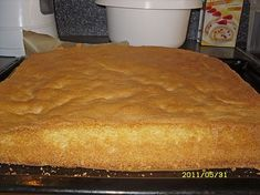 Bäckermeister - Biskuitboden 17