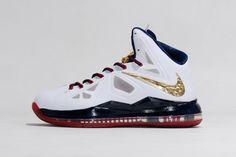 buy online c692c 3c75a Nike LeBron X+