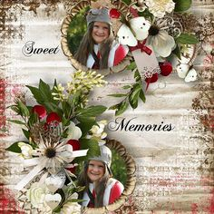 """Kit """" Quiet Moments """" by Angel´s Designs Photo by Sandra http://www.oscraps.com/shop/Guest-Angels-Designs/"""