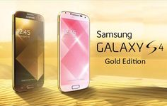 #Samsung announces the Galaxy S4 Gold edition in UAE. Will you buy one if it reaches Australia? ~ via cybershack.com