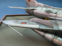 MiG-19PM Farmer-E by Ivan Aceituno (Trumpeter 1:48)