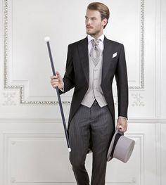 Men Tailcoats 3 Pieces Wedding Suits Groomsmen Suit latest coat pant  designs Custom Made slim fit blazer (jacket+pants +VEST ) . b098209ae24