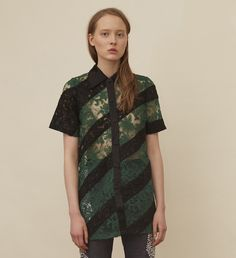 Frederica Shirt | Kim Shui | NOT JUST A LABEL