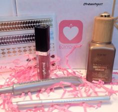 Boxycharm January 2015