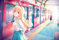 Artwork by hiten goane ryu /      http://www.pixiv.net/member.php?id=490219 /    https://twitter.com/HitenKei /
