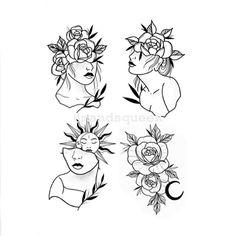 Pretty Tattoos, Beautiful Tattoos, Tattoo Project, Butterfly Painting, Future Tattoos, Black Tattoos, Blackwork, Old School, Watercolour