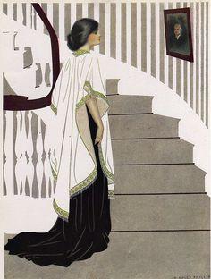 Portrait of Elsie, 1912  Artist: Coles Phillips