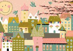 Jan Avellana Illustration + Surface Pattern Design