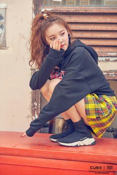 Photo album containing 31 pictures of (G)I-DLE Kpop Girl Groups, Korean Girl Groups, Kpop Girls, Extended Play, Twice Chaeyoung, Oppa Gangnam Style, Mode Kpop, Soyeon, Celebs