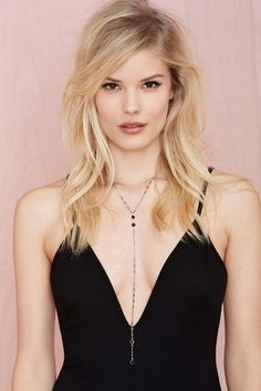 Vanessa Mooney The Myths Lariet Necklace | Shop What's New at Nasty Gal