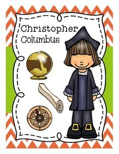 This no-prep Christopher Columbus activity will help students learn about Columbus Day. There are lots of activities included. #tpt #columbus #learningaswegrow