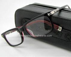 77c0ed00849 Cheap Chrome Hearts BOC Fun Black Frame Hatch Eyewear