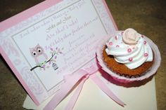 Owls and Tutus Party #owls #party