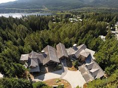 Incredible $11 Million Whistler Palace