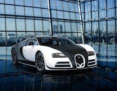 #Bugatti #Veyron Vivere por Mansory