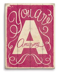 'You Are Amazing'