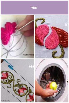 Embroidery art crafts handmade Nahen Videos Embroidery art crafts handmade Art Crafts, Arts And Crafts, Embroidery Art, Crochet Necklace, Pendant Necklace, Baking, Videos, Easy, Handmade