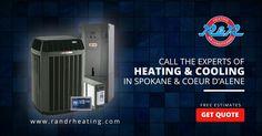 Free Estimates - Heating & Cooling
