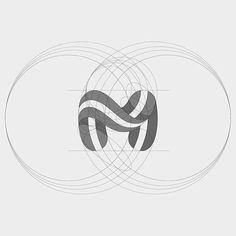 Logo Design Tutorial, Typography Logo, Art Logo, Initials Logo, Monogram Logo, Photoshop Logo, Photoshop Design, Graph Design, Design Design