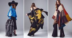 Абсолютный гламур 70-х — голливудский шик и декаданс: кружевные платья и юбки в несколько ярусов, комбинации из шелка, натуральный мех и твид, милитари и клёш, тюрбаны и береты из шерсти, — всё это есть в новой коллекции «12» осень-зима 2015-2016 самого загадочного дуэта российских дизайнеров Maison Bohemique. О них известно лишь то, что эти мужчины черпают вдохновение из трех вещей: новых мест, женского тела и золотого века Голливуда.…