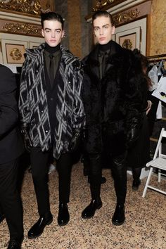 Les Hommes Fall/Winter 2015