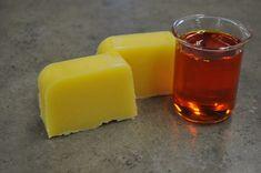 Cold Process - Rose Hip Oil Soap Recipe