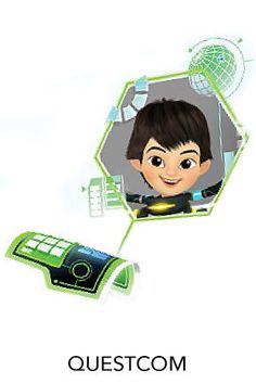 Questcom - Miles from Tomorrowland DIY family costumes