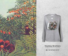#monkeybrothers #givenchy #riccardotisci #givenchylove #donneconceptstore