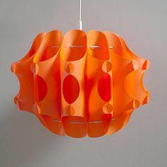 Vintage Late 1960's Pendant Lamp