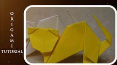 Origami Cat Tutorial