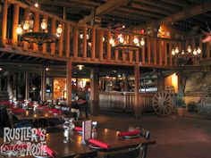 Rustler S Rooste Steakhouse Restaurant In Phoenix Arizona Country Western Banquets And Weddings