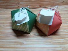 Kuppelbox, Stampin Up Herbstimpressionen