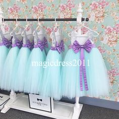 US Flower Girl Lace Princess Dress Party Pageant Bridesmaid Dresses Costume Princess Flower Girl Dresses, Lace Flower Girls, Little Girl Dresses, Flower Dresses, Girls Dresses, Selena Dresses, Robes Tutu, Kids Frocks, Birthday Dresses