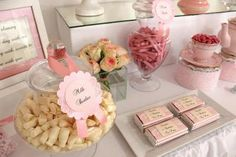 Great tips for DIY your own candy buffet