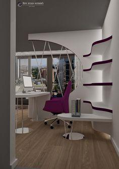 HePe Design Interiors - Project - BC-FORM