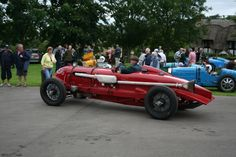 Vintage sports and racing cars pictures. - Page 22