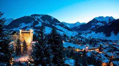 One Million Photo: Gstaad Palace - Gstaad, Suiça
