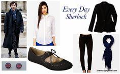 The Nerdy Girlie: Every Day Cosplay: #Sherlock