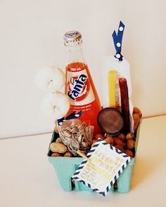 restlessrisa: Berry Baskets, Part 1 {GIVEAWAY}--favorite things basket