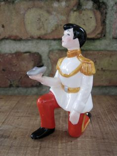 Vintage Prince Charming Figurine