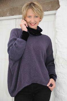 Brigid Foley boutique ladies fashion Tavistock Devon Tavistock, Ladies Fashion, Womens Fashion, Devon, Turtle Neck, Velvet, Boutique, Lady, Sweaters