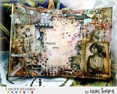 Art journal by Eirini Tsaima