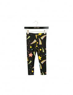 Mini Rodini Leggings | Space