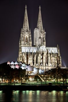 Cologne Cathedral, Germany. Wow!