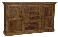 Looking for Bengal Manor Mango Wood 5 Drawer 2 Door Sideboard ? Check out our picks for the Bengal Manor Mango Wood 5 Drawer 2 Door Sideboard from the popular stores - all in one. Metal Sideboard, Sideboard Furniture, Sideboard Buffet, Mango Wood Furniture, Rustic Furniture, Sectional Sofa With Recliner, Recliner Chairs, Crestview Collection, Mobile File Cabinet
