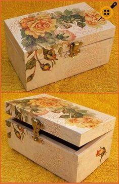 Ahşap boyama kutu modelleri
