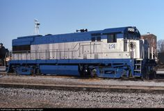 RailPictures.Net Photo: TTI 256 Transkentucky Transportation Railroad GE U28B at Paris, Kentucky by Sid Vaught
