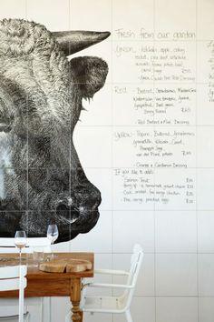 Daily menu at Babel Restaurant, South Africa. Menu Restaurant Design, Restaurant Interiors, Restaurant Branding, Farm Restaurant, Restaurant Ideas, Cafe Interiors, Restaurant Tables, Interior Inspiration, Design Inspiration